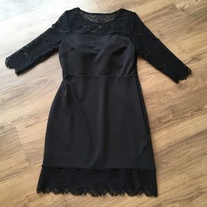 Express Lace Back and Top Dress Size 10